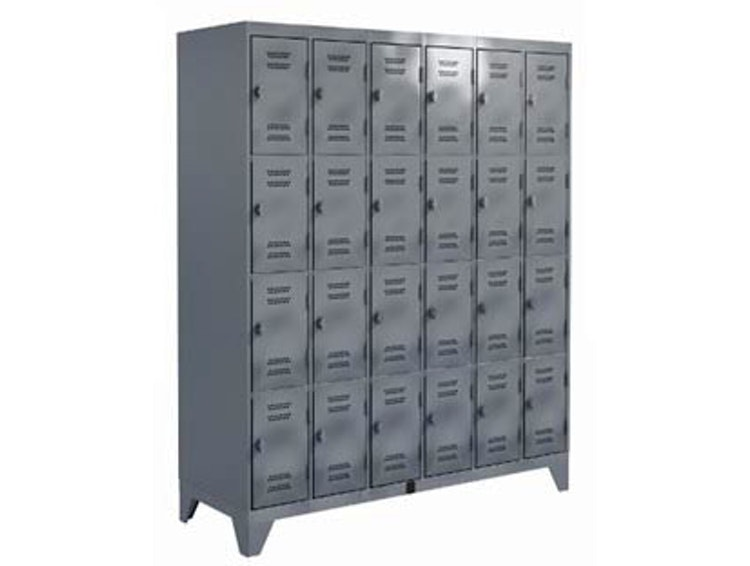 Lockers 12 a 24 Puertas